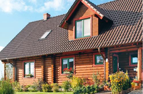 Domy drewniane dzisiaj